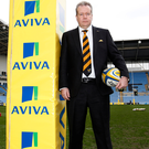 Making a buzz: David Armstrong is Wasps' Chief Executive and has overseen their move to the Ricoh Arena and rise to one of Europe's biggest clubs