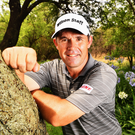 Major success: Padraig Harrington