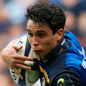 Praise: Leinster's Joey Carbery was named Man of the Match