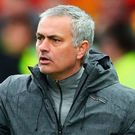 Frustrated: Jose Mourinho has seen chances wasted