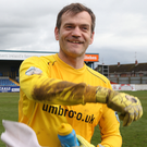 Safe hands: Blues' Roy Carroll