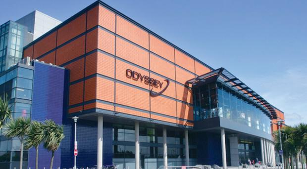 The developer who built Belfast's Odyssey entertainment complex is alleging fraud in a multi-million pound legal action against the former Anglo Irish Bank