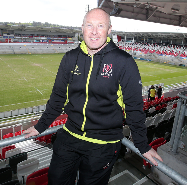 Last lap: Neil Doak is making final big push with Ulster