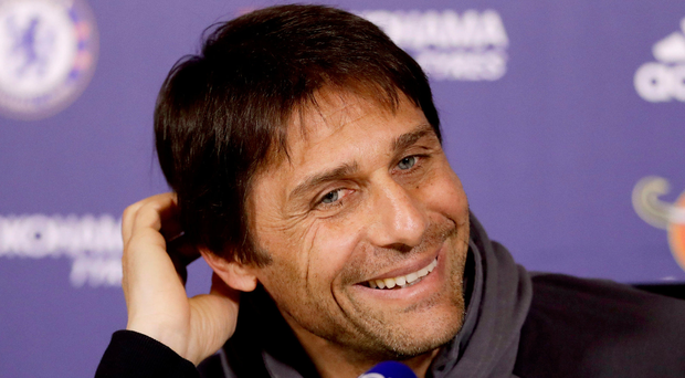 Chelsea's manager Antonio Conte. Photo: Matt Dunham/AP
