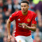 Manchester United winger Jesse Lingard has signed a new four-year deal. Photo: Martin Rickett/PA