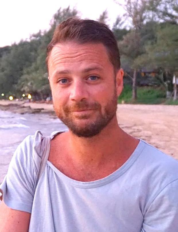 Chris Bevington, 41, a British father who was killed in the Stockholm terror attack, who has been described as a