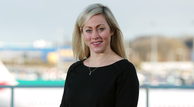 Belfast City Airport director Katy Best says she takes an 'optimistic and pragmatic view' regarding Brexit