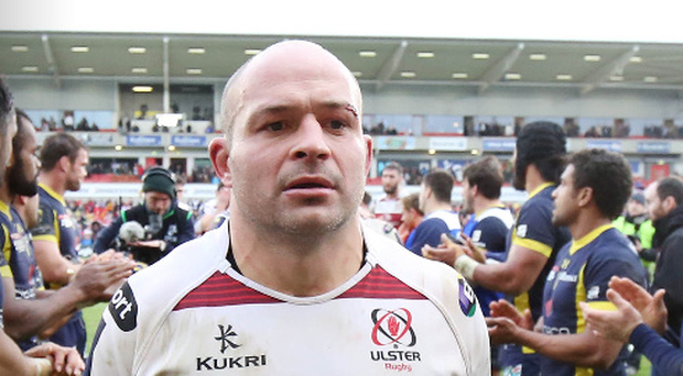 Call to arms: Rory Best is eager to be involved in the PRO12 play-offs
