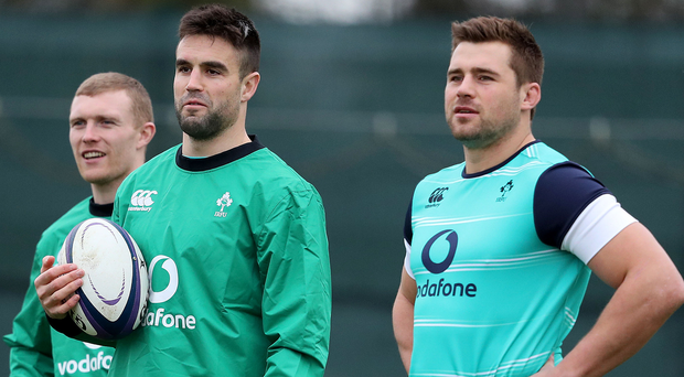 Dynamic duo: Conor Murray and CJ Stander are key for Munster