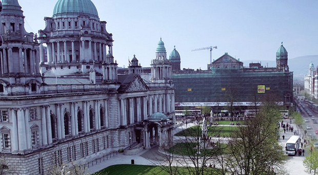 Justice for Northern Ireland Veterans (JFNIV) are set to hold a rally at Belfast City Hall