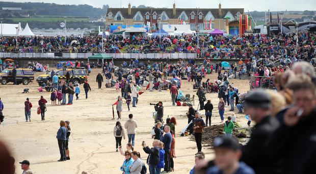 Huge crowds are expected to head to the North Coast. Pic PressEye