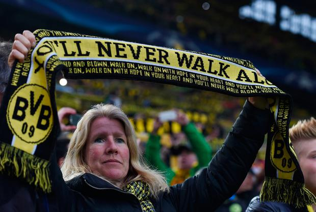Police probe terror in Dortmund; team loses 3-2 after attack