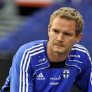 Familiar face: Jonatan Johansson is back at Ibrox