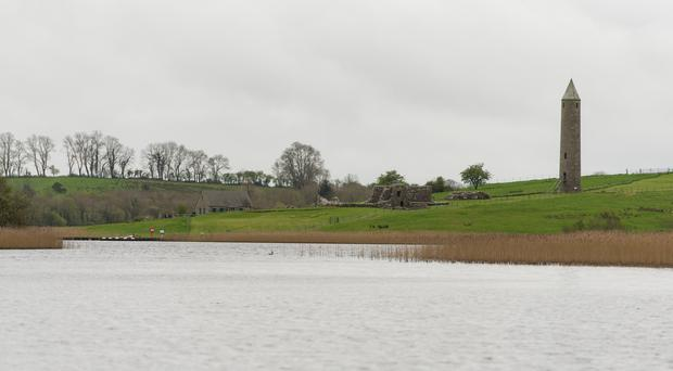 Devenish Island near Enniskillen, close to where the tragedy occured. Picture: Ronan McGrade/Pacemaker Press