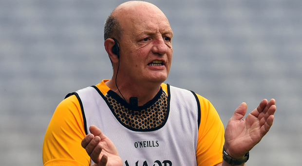 High regard: Terence McNaughton has much respect for Armagh