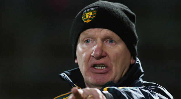 Plan ahead: Declan Bonner's hard work with Donegal's youngsters is bearing fruit