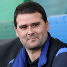Crunch time: David Healy is enjoying Linfield's title chase