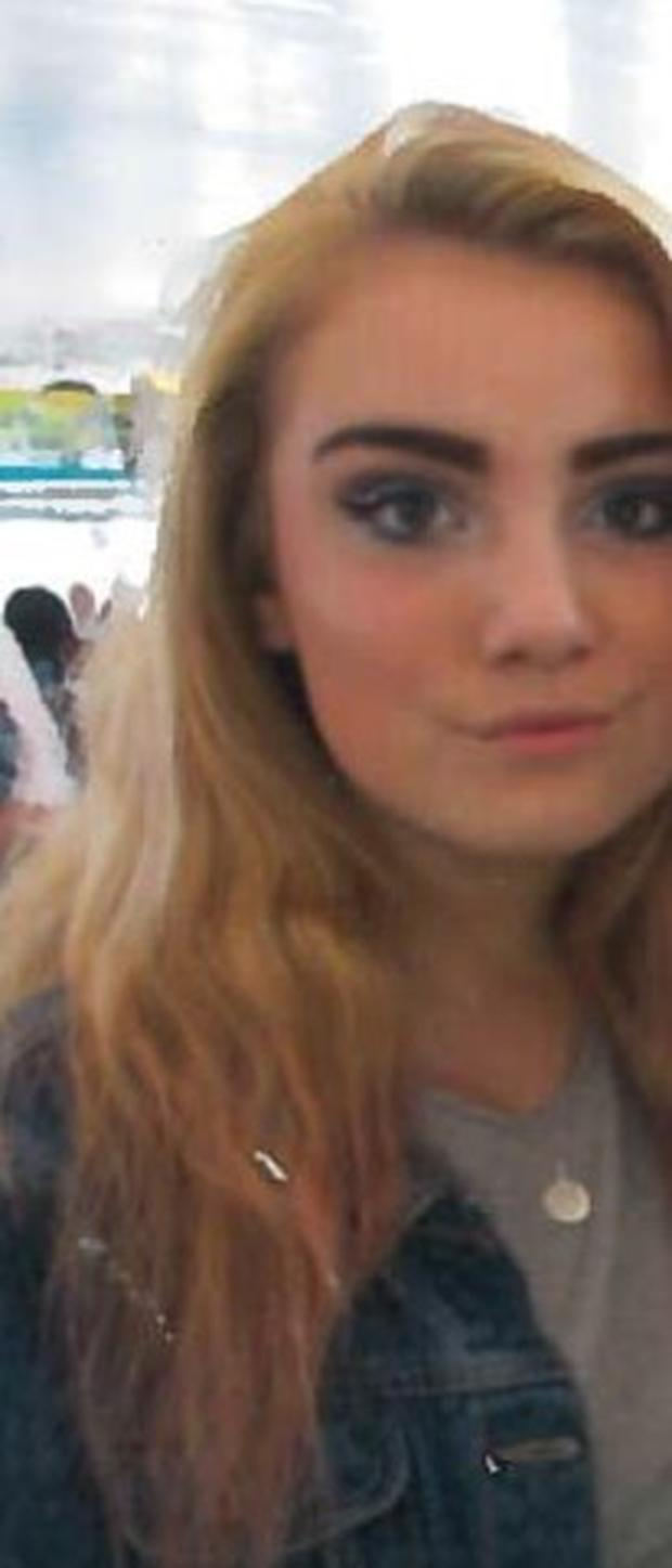 Police have appealed for information of missing person, 14 year old Katie Jackson Lilburn.
