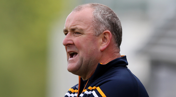 Doubling up: Frank Fitzsimons says players' decisions to participate in different codes must be respected