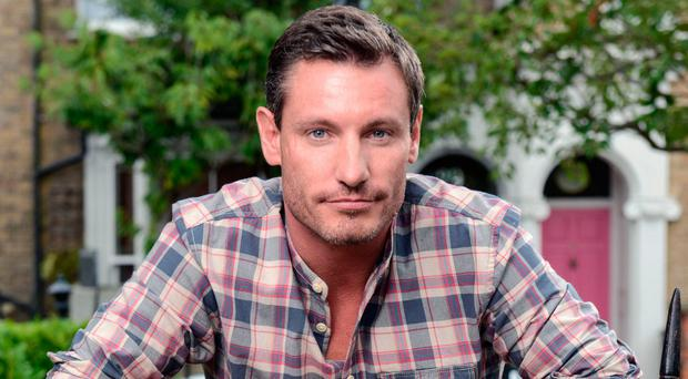 Eastenders reprisal: Dean Gaffney