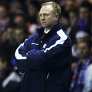 Big job: Alex McLeish during his time as Rangers boss. Photo: Laurence Griffiths/Getty Images