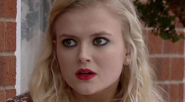 'Uncomfortable': Lucy Fallon