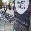 Currently, 210 of the 576 bikes available have either been stolen or taken out of service due to vandalism