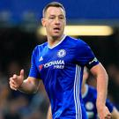 Exit: John Terry admits leaving Chelsea was a tough call. Photo: Adam Davy/PA