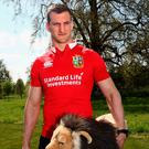 Main man: Sam Warburton will skipper the Lions again. Photo: David Rogers/Getty Images