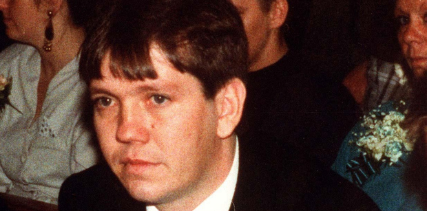 Colm Marks, shot dead by the RUC in Downpatrick in 1991.