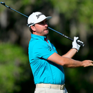 Promising start: Graeme McDowell