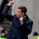 Ready for battle: Pedro Caixinha insists Celtic aren't perfect and will attempt to expose their weaknesses