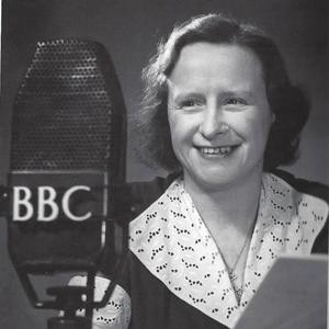 Radio favourite: Cicely Mathews