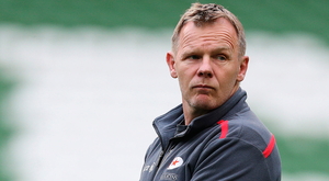 Pointing the way: former Ulster boss Mark McCall has spearheaded a glorious spell at Saracens