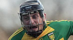 Top man: Davin Flynn starred for Donegal, scoring 1-5