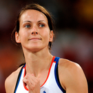 Britain's Kelly Sotherton is set to be upgraded to her third Olympic bronze medal. Photo: Gareth Copley/PA