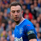 Going again: Danny Wilson is keen for Gers to prove a point. Photo: Mark Runnacles/Getty Images