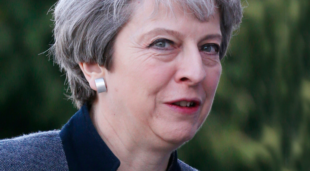 Theresa May believes a bigger majority will end spoiler tactics by Remainers