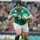 End is near: Leinster and Ireland star Mike Ross will retire at the end of this campaign