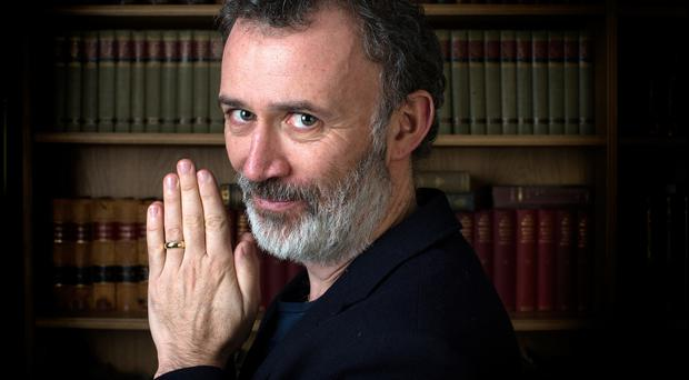 Comedian Tommy Tiernan. Picture By David Conachy.