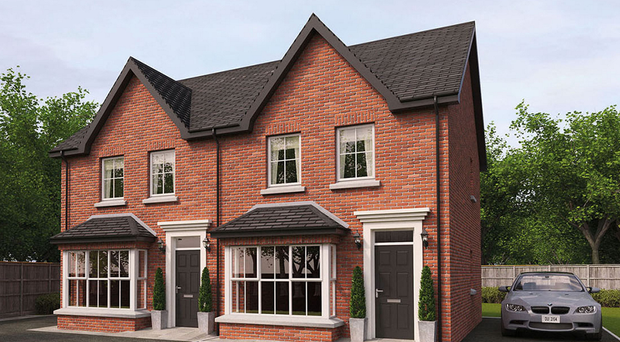 Carrick's Darby Road, a building development by Hagan Homes