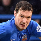 Time up: Kyle Neill has been with Glenavon since 2010