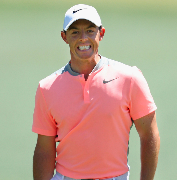 Rory McIlroy appears to have influenced NI parents with his name placed 68th on the list.