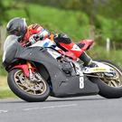 Star attraction: Guy Martin is hoping for a successful Cookstown 100
