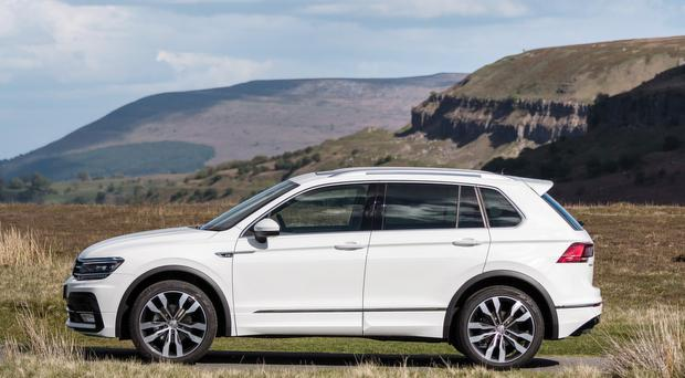 VW Tiguan is spacious, quiet, smooth and pleasant to drive, writes Roger St Pierre