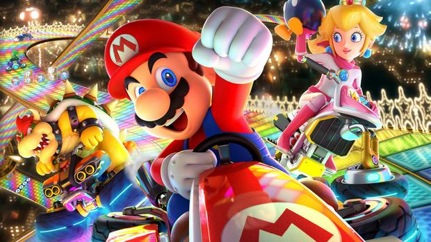 Mario Kart on the Switch benefits from new features since the Wii U outing