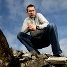 Helping hand: Oisin McConville fought gambling addiction, now he acts as a counsellor to others