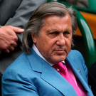 Outbursts: Ilie Nastase caused offence during a Fed Cup clash