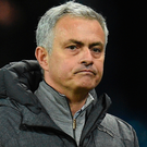 Depleted: Jose Mourinho faces personnel dilemmas