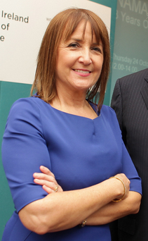 Ann McGregor, chief executive of Northern Ireland Chamber of Commerce